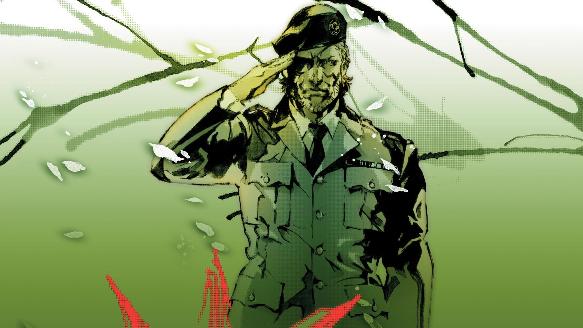 Metal Gear Solid 3 final triste