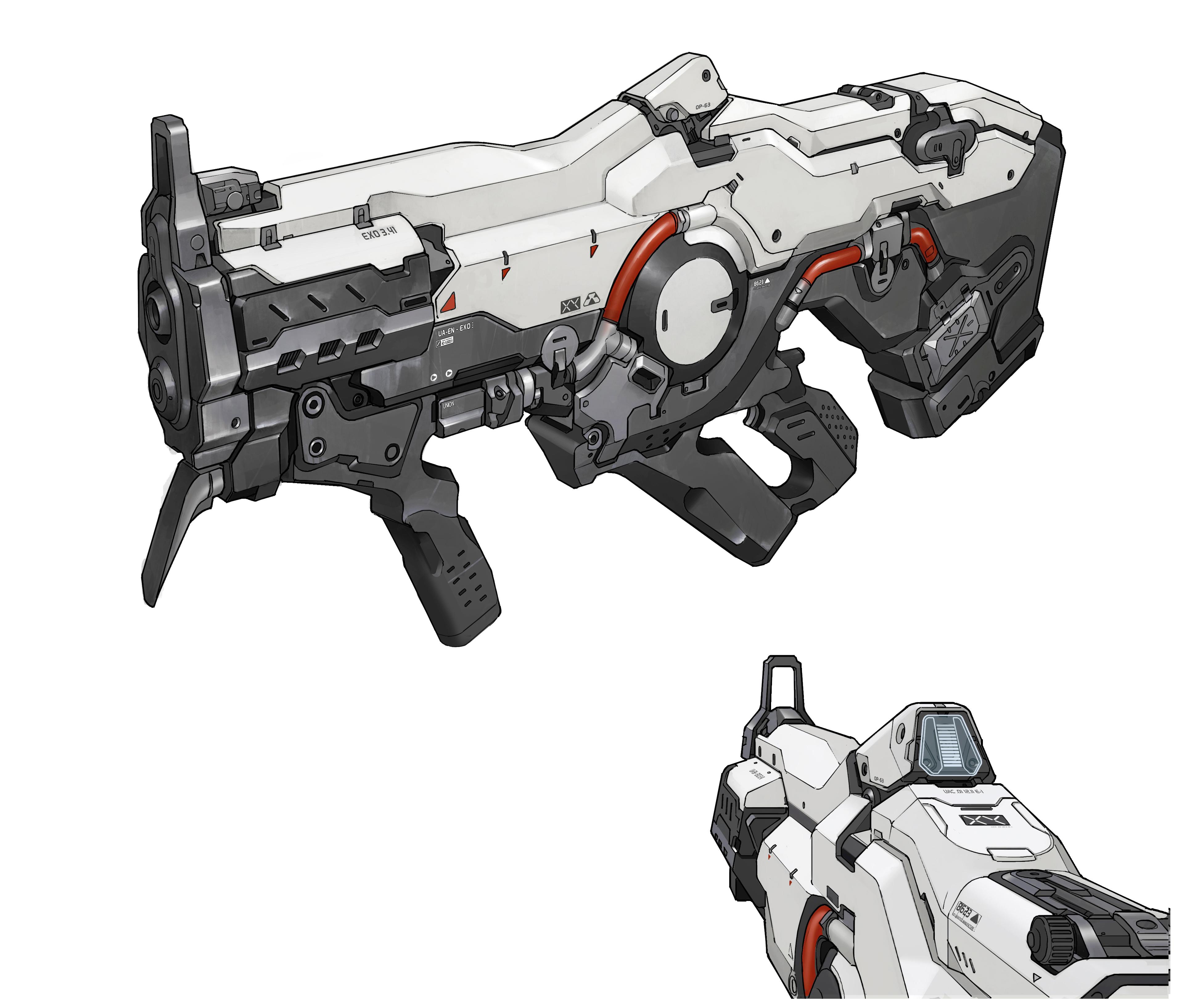 Jon Lane - Plasma Rifle