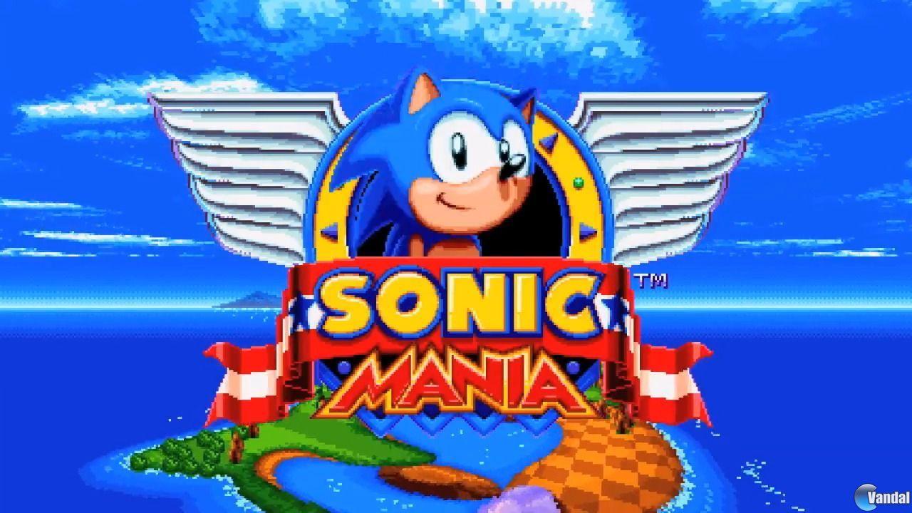 Sonic Mania Presenta Su Edicion Especial De Una Forma Muy