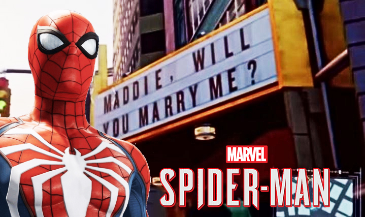triste pero de los Mejores Easter Eggs de Marvel's Spider-Man