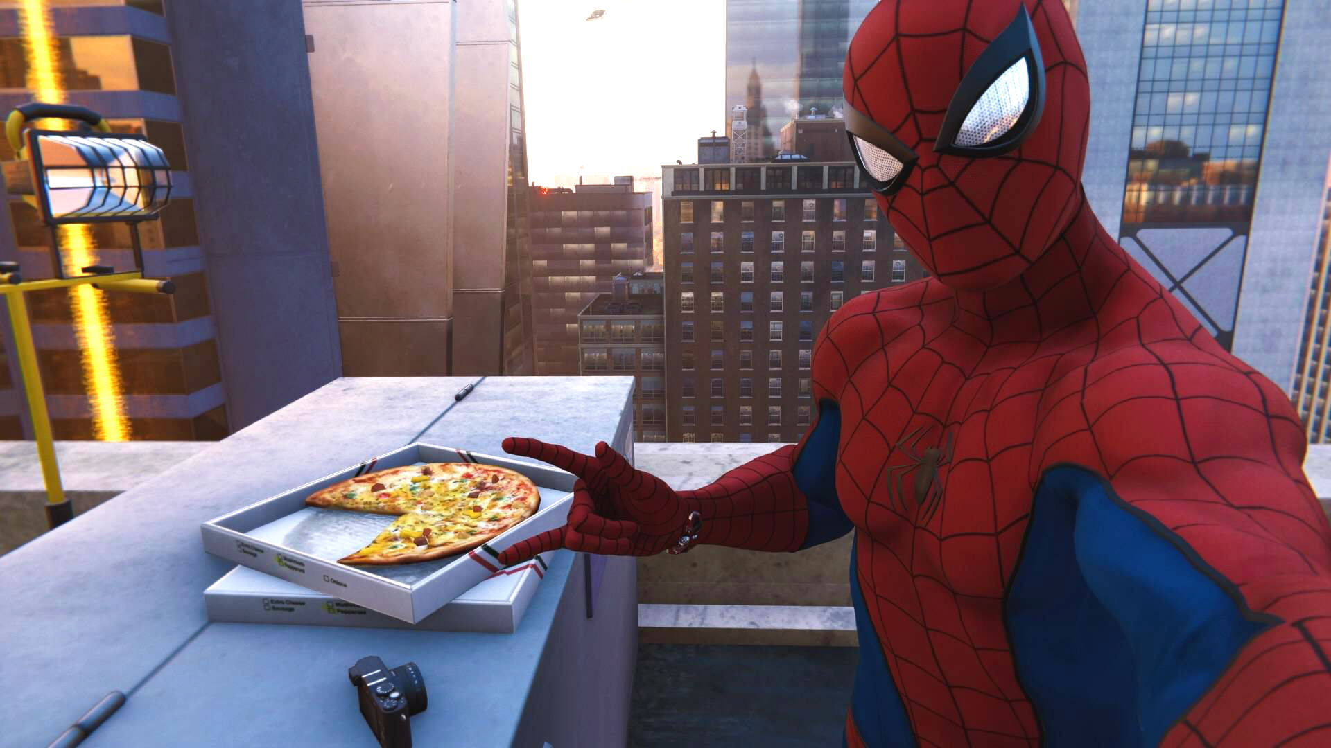 Mejores Easter Eggs de Marvel's Spider-Man