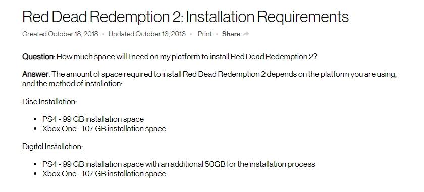 descargar Red Dead Redemption 2