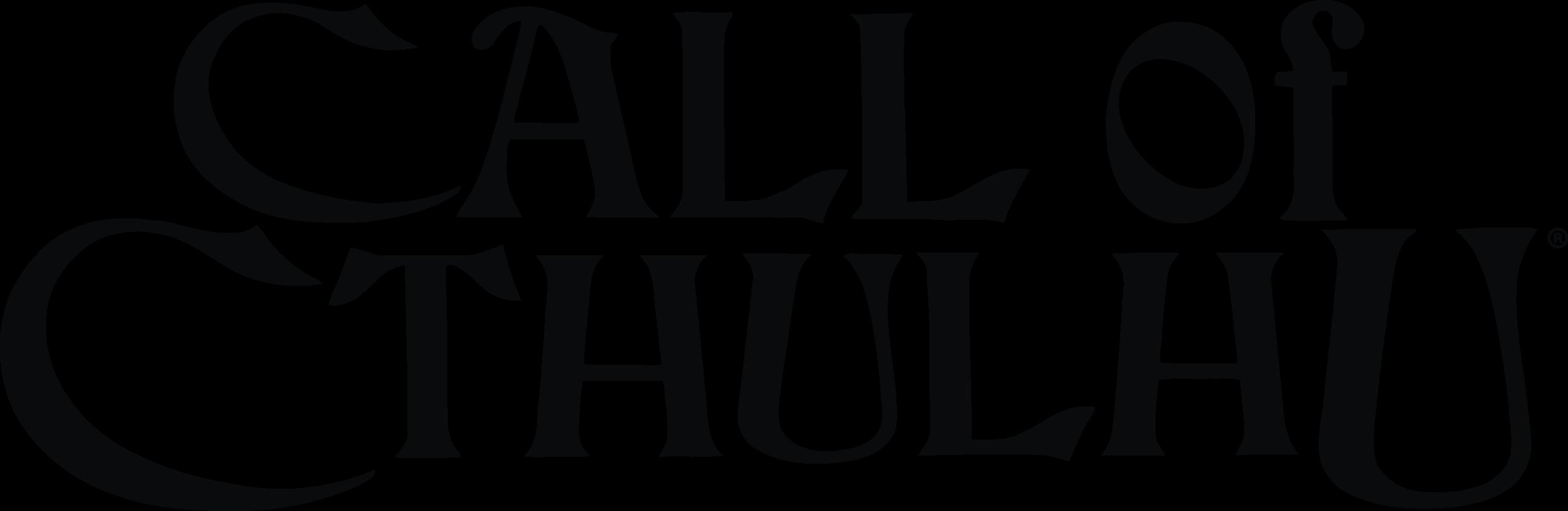 Call of Cthulhu logo