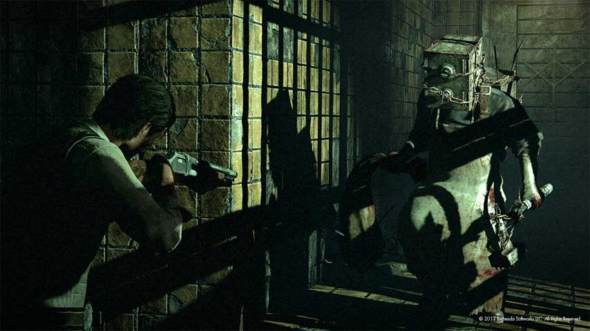 The Keeper evil within
