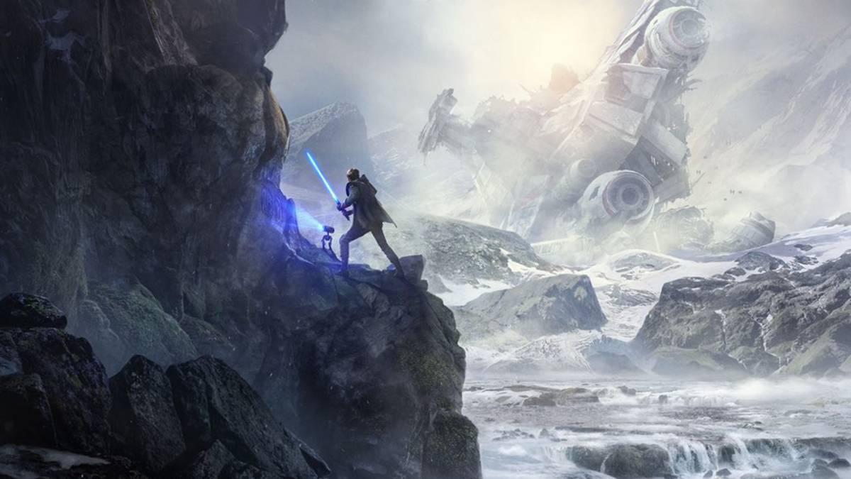 Star Wars Jedi Fallen Order poster
