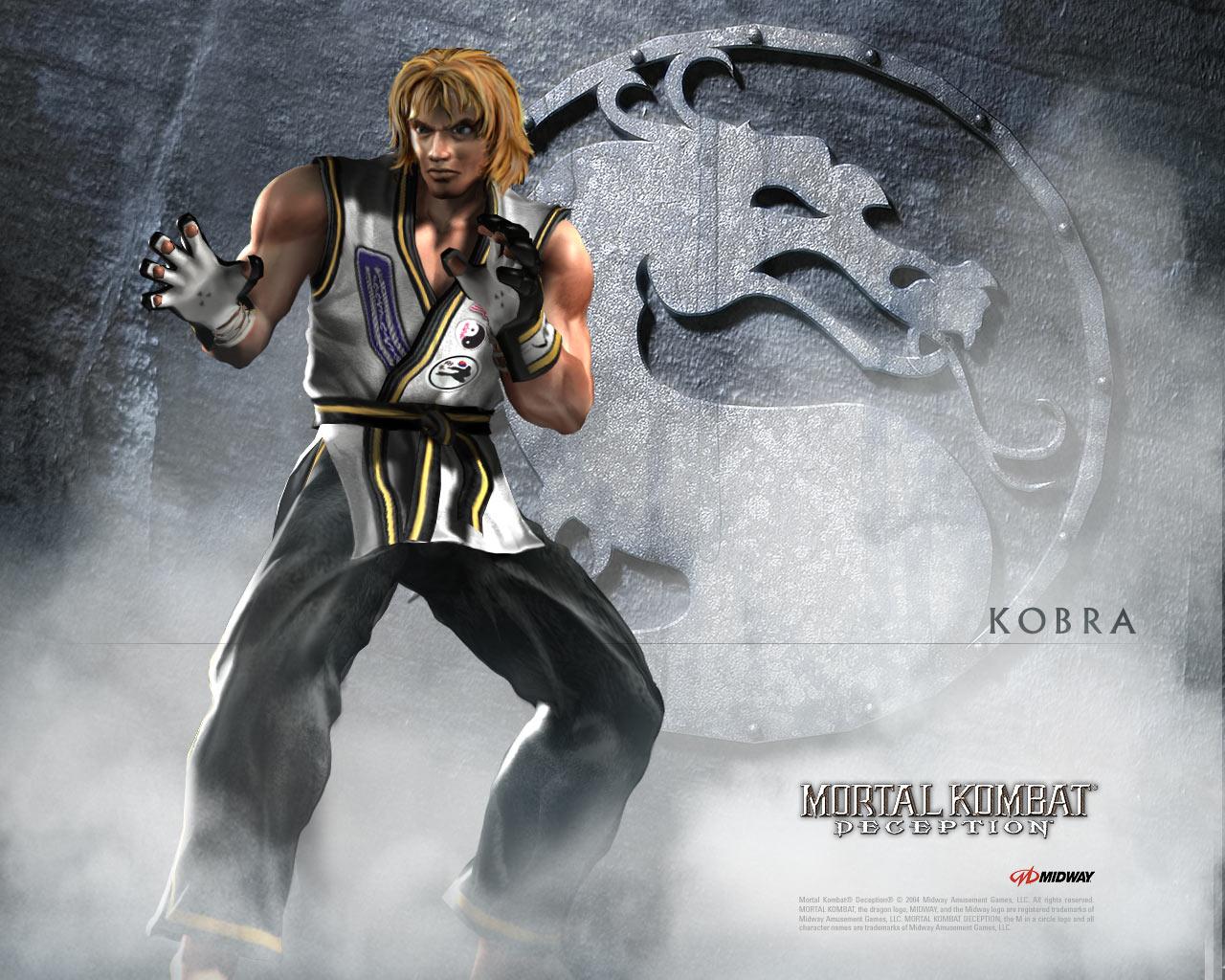 Kobra Mortal kombat