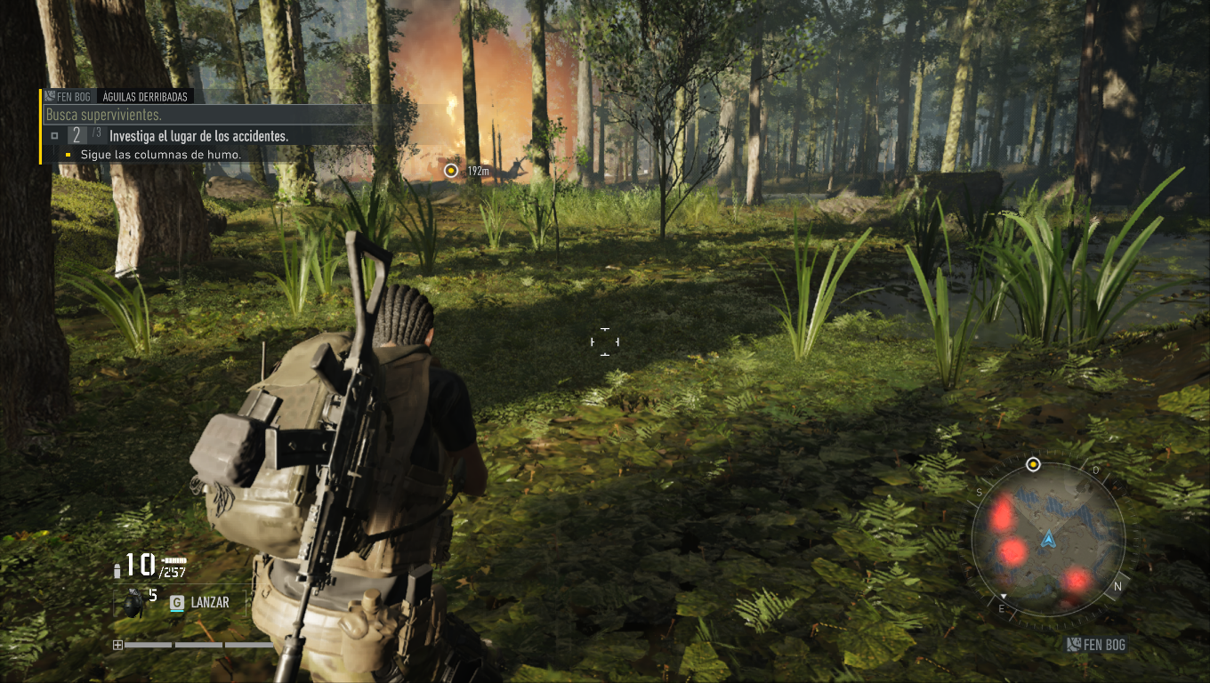 Ghost recon breakpoin beta gameplay