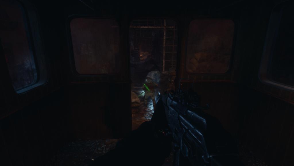 jugabilidad Metro Exodus The Two Colonels
