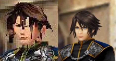 final fantasy viii remastered meme