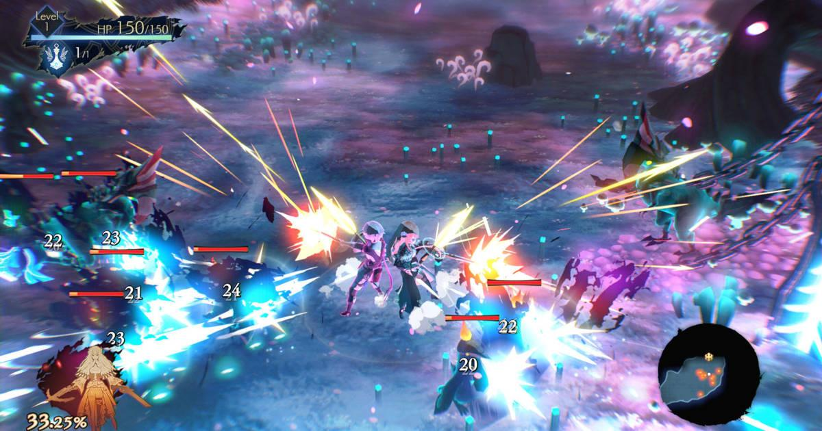 oninaki gameplay