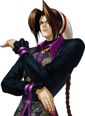 don lon The King of Fighters