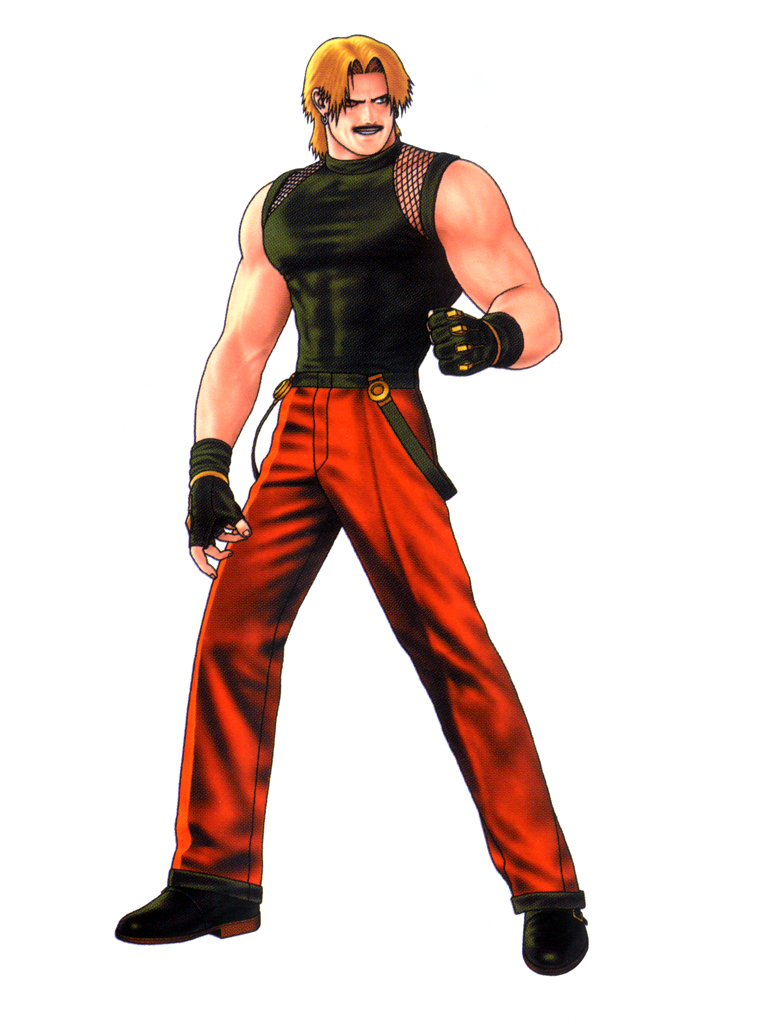 rugal The King of Fighters