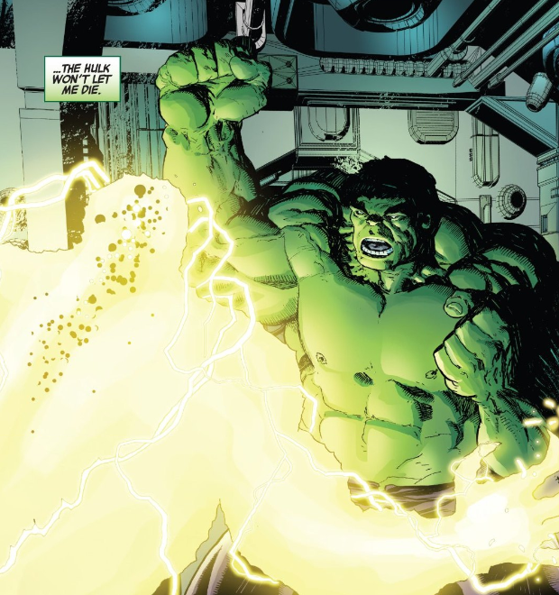 the hulk marvel art