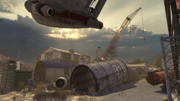 cod modern warfare Scrapyard