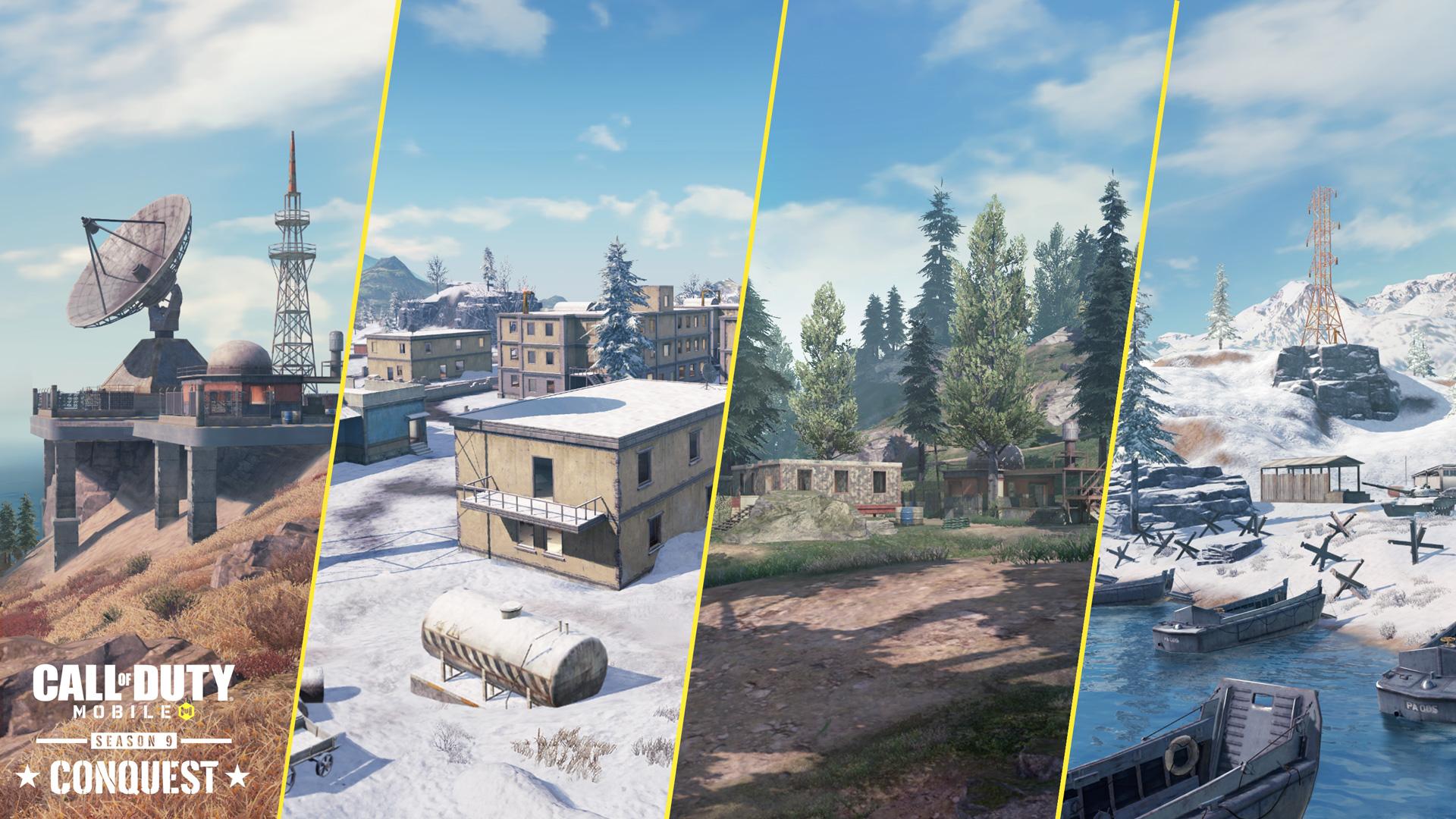 temporada 9 Br mapa