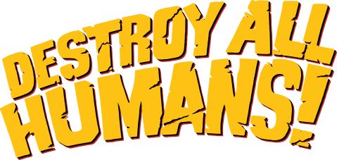 destroy all humans logo