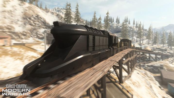 warzone temporada 5 tren