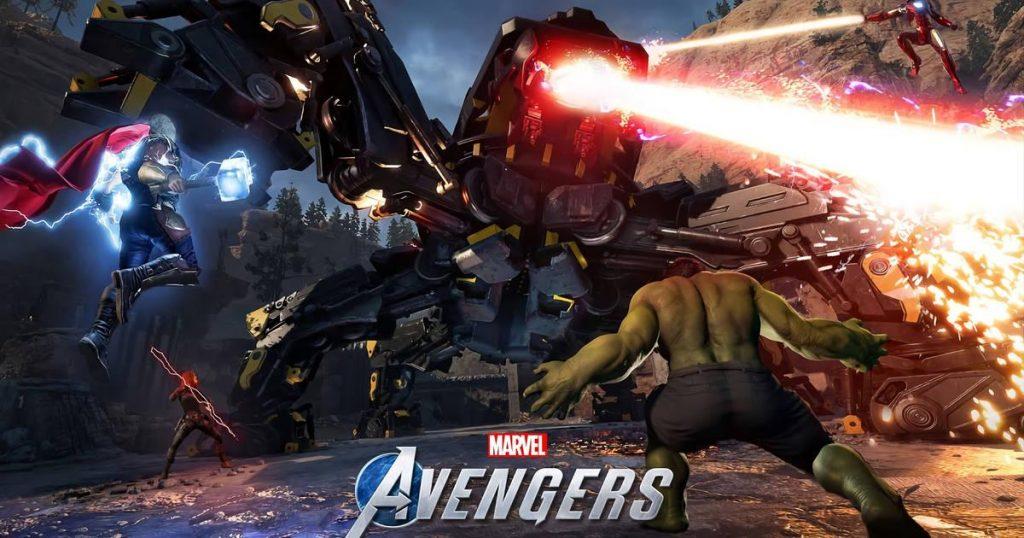 Marvel's Avengers jugabilidad
