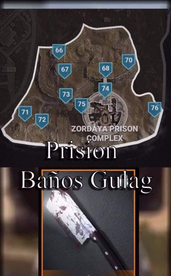 prision- baños de gulag