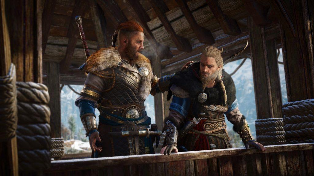 Assassin's Creed Valhalla gráficos