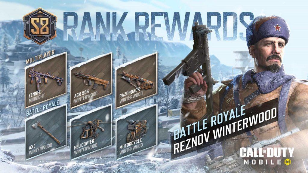 cod mobile temporada 13 winter war