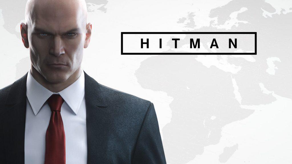 Hitman square enix