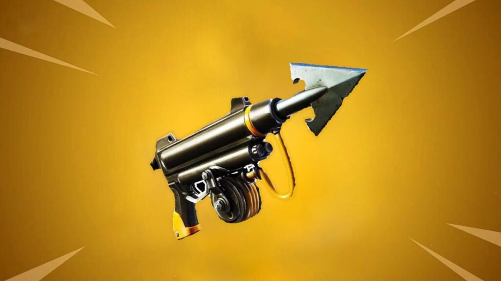 Golpea a distintos oponentes con una arma arpón (3)