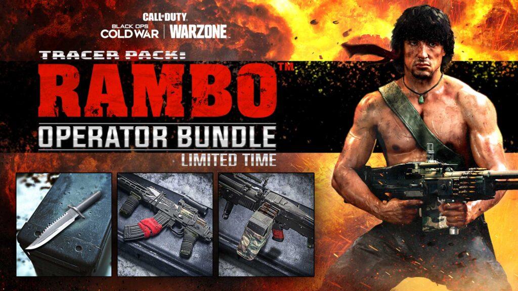 rambo warzone temporada 3 reloaded