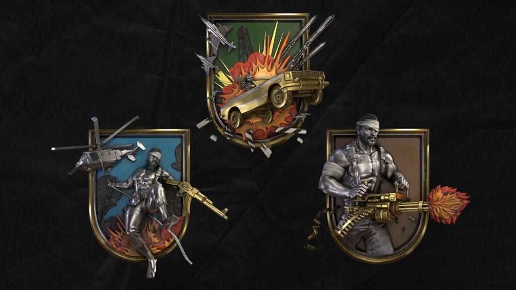 Medallas Inspiradas en Películas warzone temporada 3 reloaded