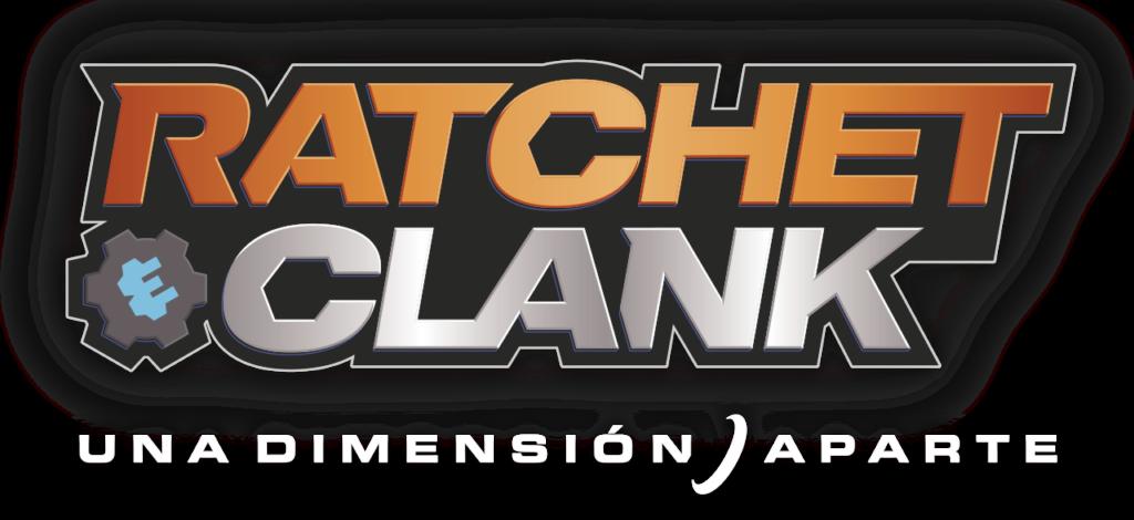 ratchet and clank una dimensión aparte logo