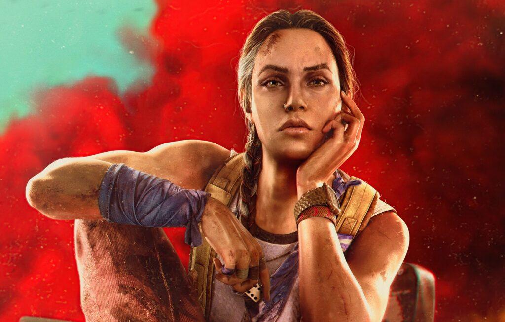 Far Cry 6 Clara García